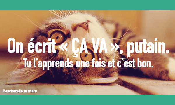 projet voltaire orthographe