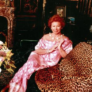 Bien se tenir à table avec Nadine De Rothschild