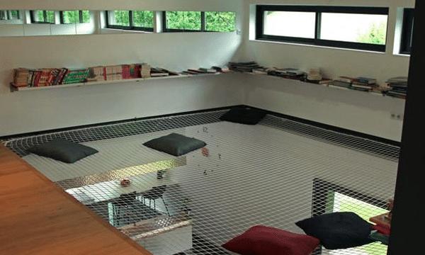 Filet D Habitation Une Mezzanine En L 233 Vitation