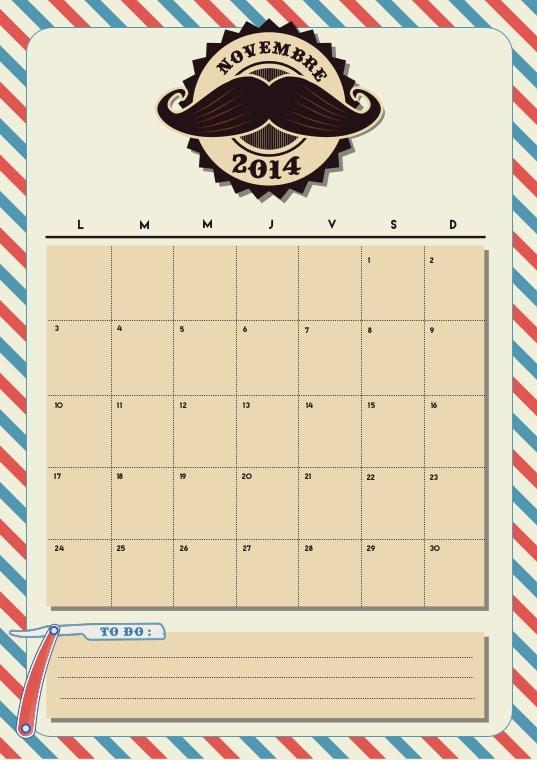 calendrier-novembre-imprimer-moustache