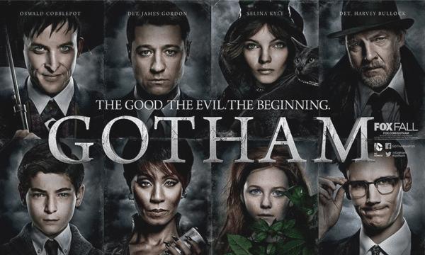 idée de série Gotham City : la série ! idée de série