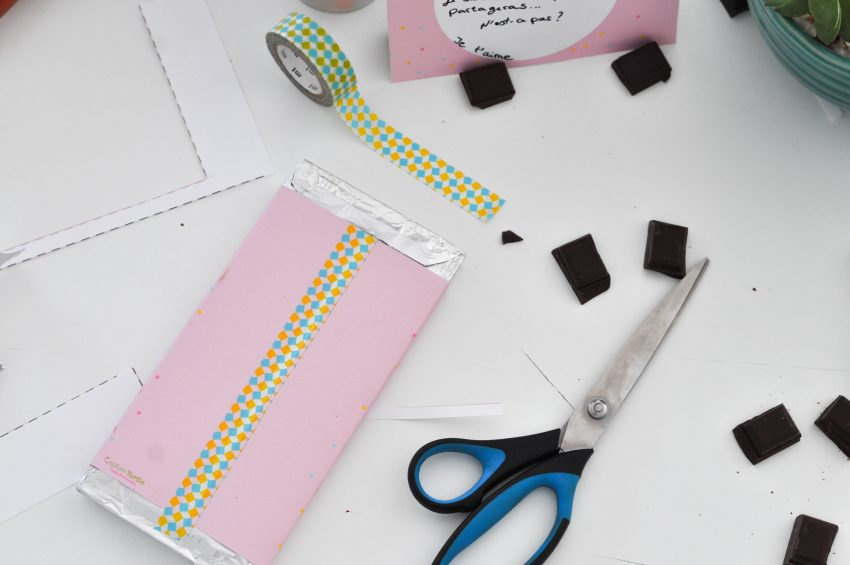 DIY-tablette-chocolat-personnalisee
