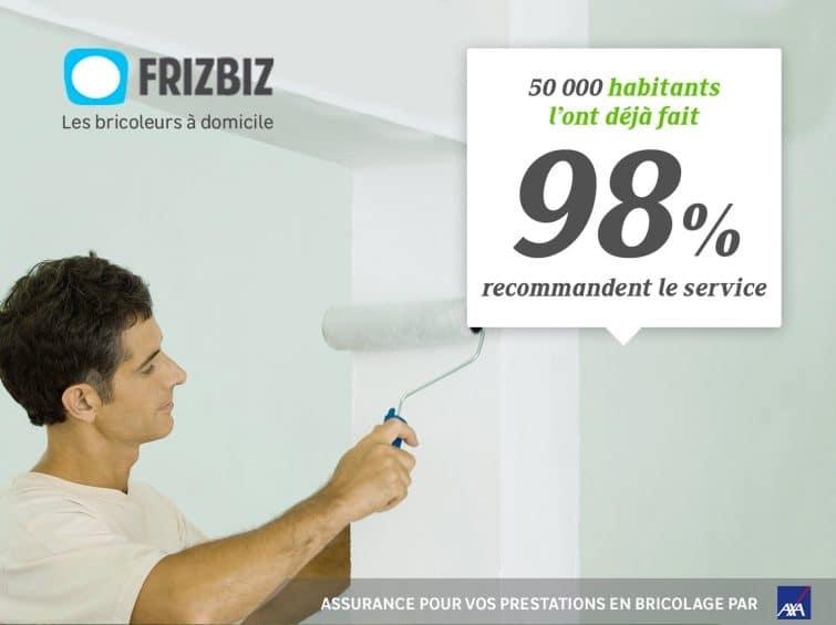 frizbiz-bricolage
